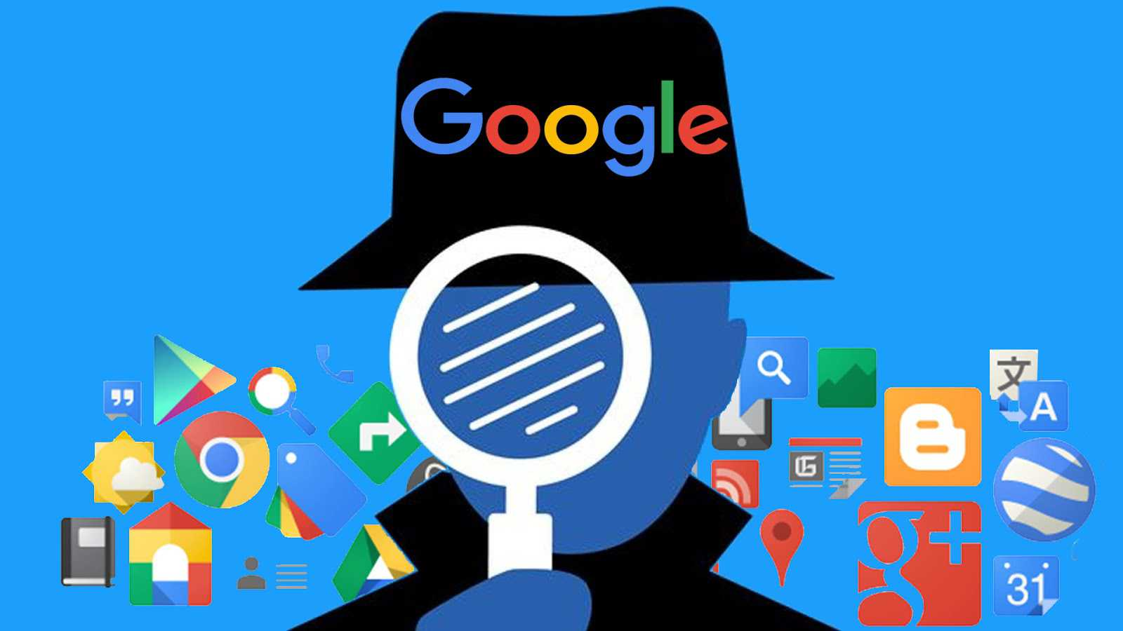 Do you know how much google knows about you.