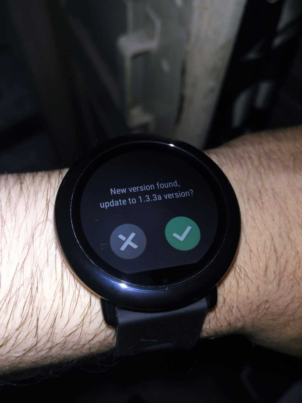 Amazfit Pace 1 3 3a Latest Update Brings New Watchface