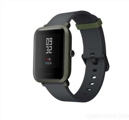 Everything about Huami Amazfit Lite Smartwatch