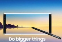 Samsung Galaxy Note 8 With 3D touch Specs and News
