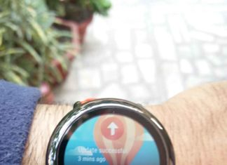 Amazfit Pace Updated to 1.3.5 now supports Mountaineering