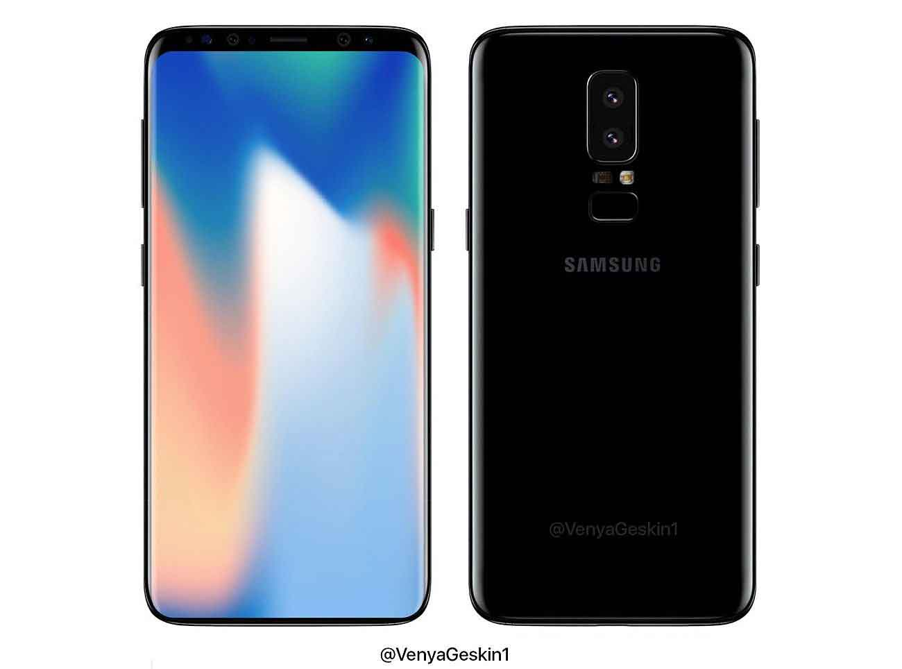 Samsung confirms that the new flagship Galaxy S9 will be released in February this year
