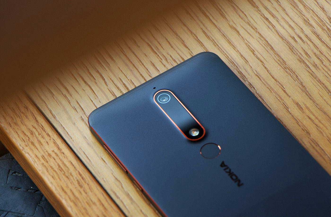 """New Second Generation Nokia 6 no full screen, but very """"Nokia"""""""