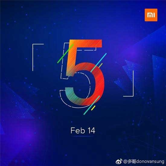 Xiaomi to Announce Redmi 5 or Redmi Note 5 on February 14 Conference in India